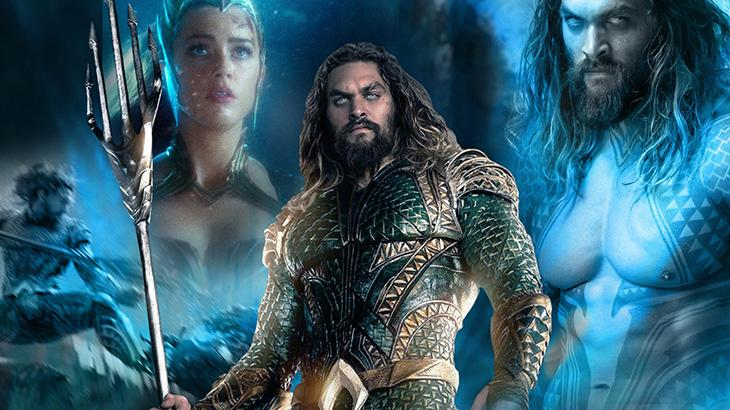 Cartaz de Aquaman