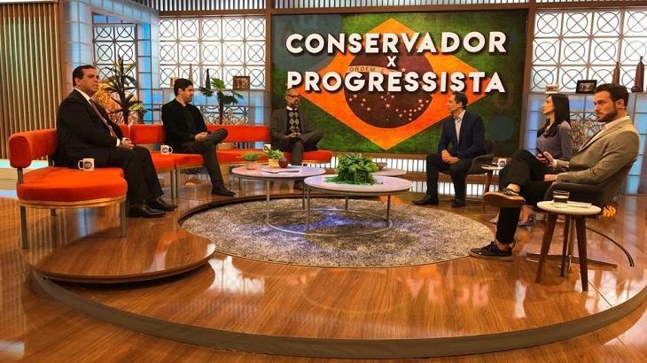 Aqui na Band debate conservadorismo com apoiadores de Bolsonaro e revolta direção
