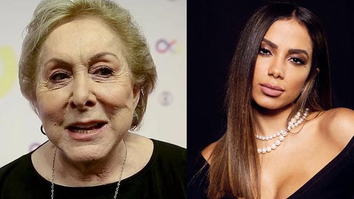 De Aracy Balabanian internada a treta de Anitta: A semana da TV e dos famosos