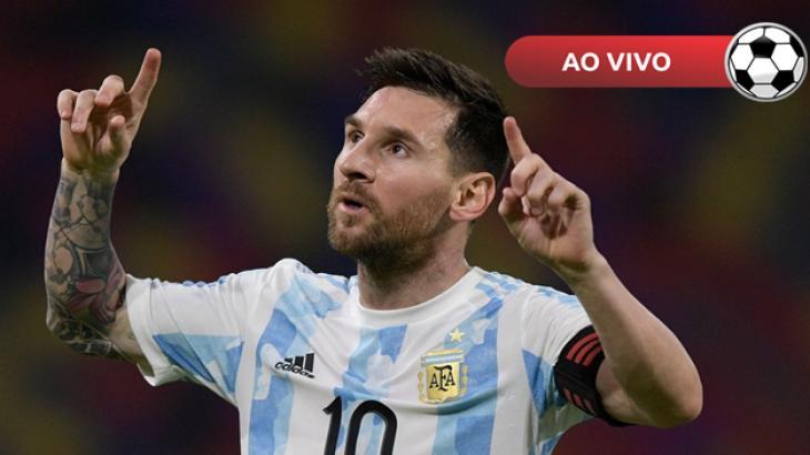 Argentina x Colômbia