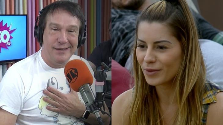"""Aricia Silva revelou relação mais íntima com Aricia Silva em """"A Fazenda 11"""""""