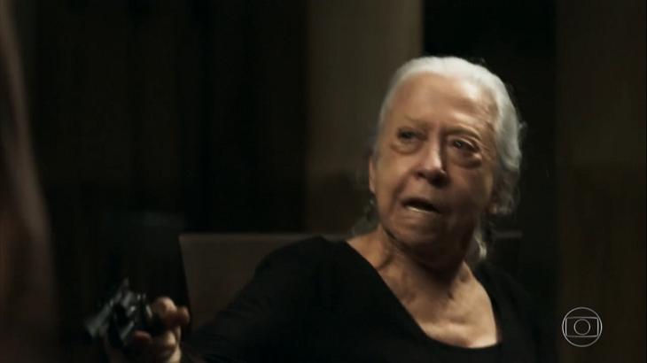 Fernanda Montenegro interpretando a personagem Dulce em