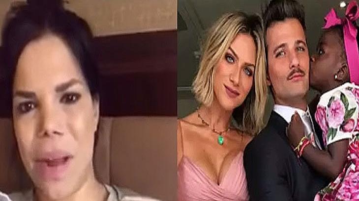 """Socialite americana ofende Titi, filha de Bruno Gagliasso e Giovanna: """"macaca"""""""