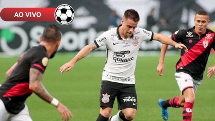 Atlético-GO x Corinthians