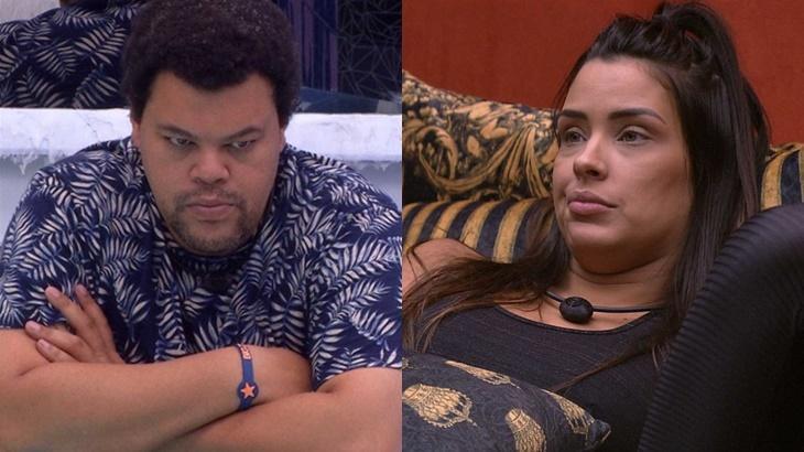 BBB20: Ivy declara voto em Babu, mas reconhece: Tenho carinho pela história dele - BBB - NaTelinha