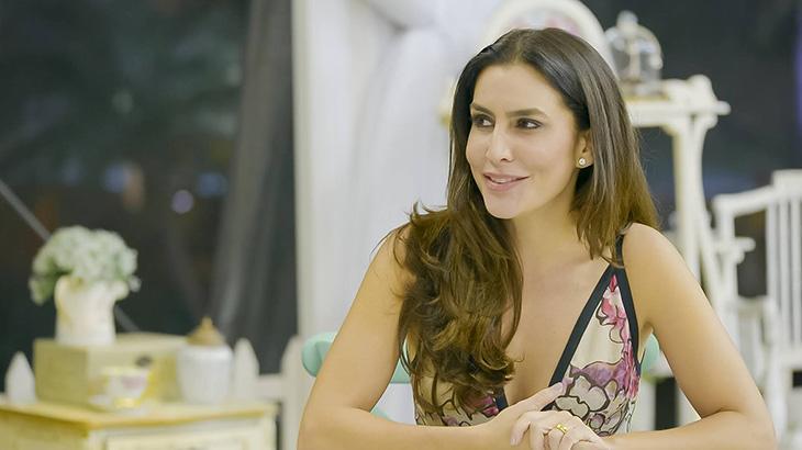 Ticiana Villas Boas já apresentou o reality entre 2015 e 2016