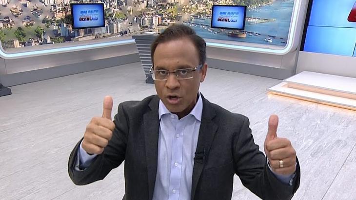 Em primeiro embate, José Eduardo vence Jéssica Senra e lidera audiência na Bahia