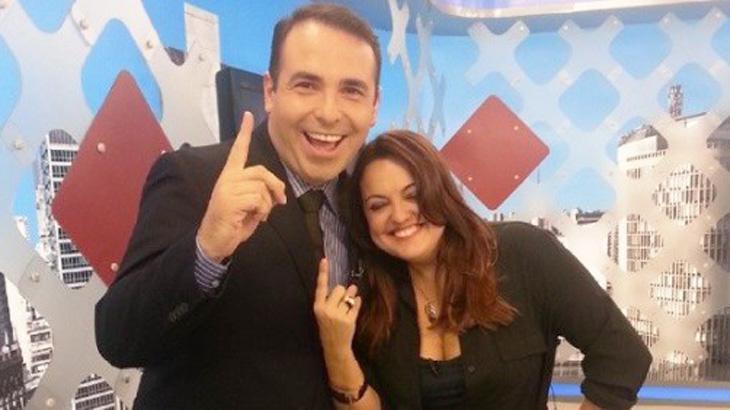 Silvio Santos pode levar Fabíola e Gottino para o SBT sem pagar multa milionária