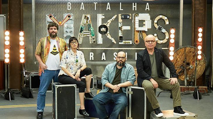 Canal Like fala sobre o reality show Batalha Makers Brasil