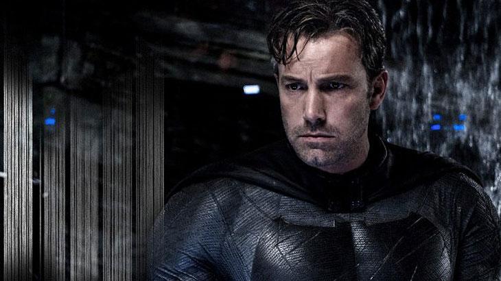 Ben Affleck não será mais o Batman