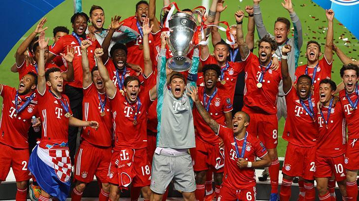 TNT transmitiu título do Bayern de Munique na Champions League