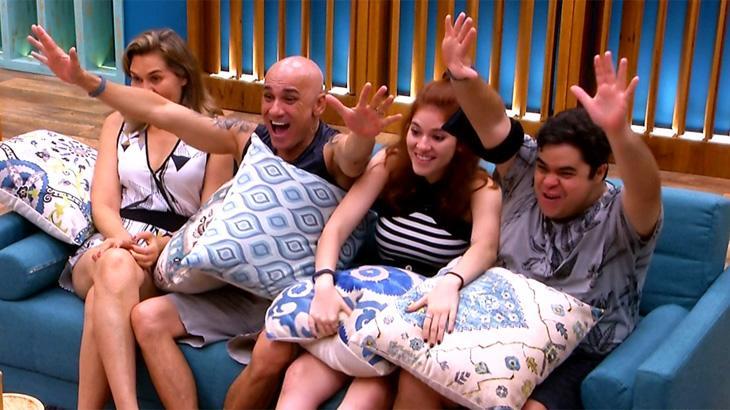 Polêmica família Lima do 'BBB18': Eva, Ana Clara, Ayrton e Jorge