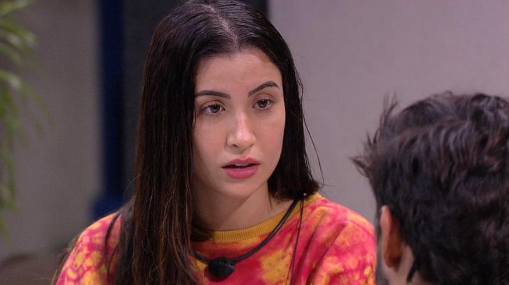 """BBB20: Bianca Andrade diz que Pyong e Manu Gavassi são \""""personagens\"""""""
