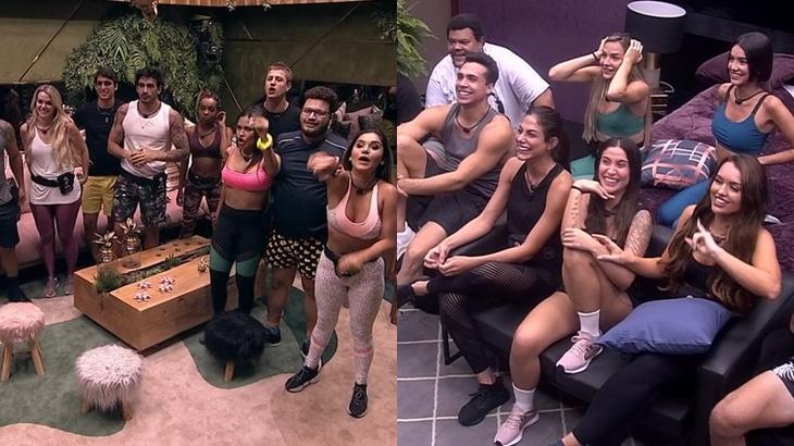 O reality show BBB20 estreou nesta terça-feira (21) - Reprodução/Globo