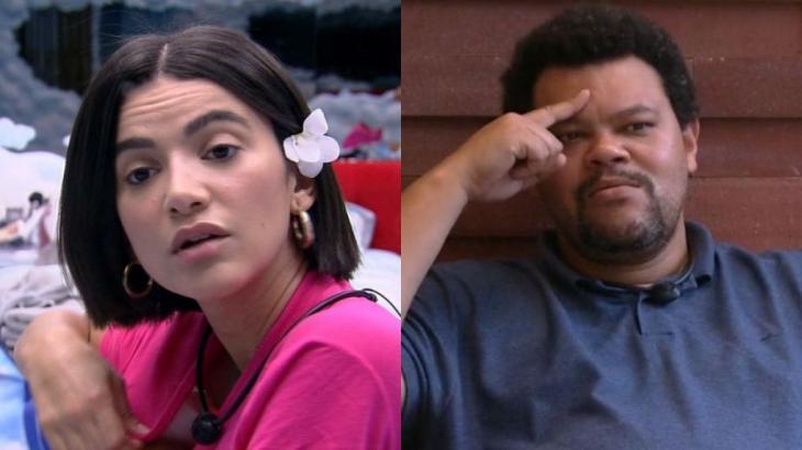 Para Manu, Babu será eliminado por Gabi e Thelma no paredão - Fotos: Reprodução/Globo