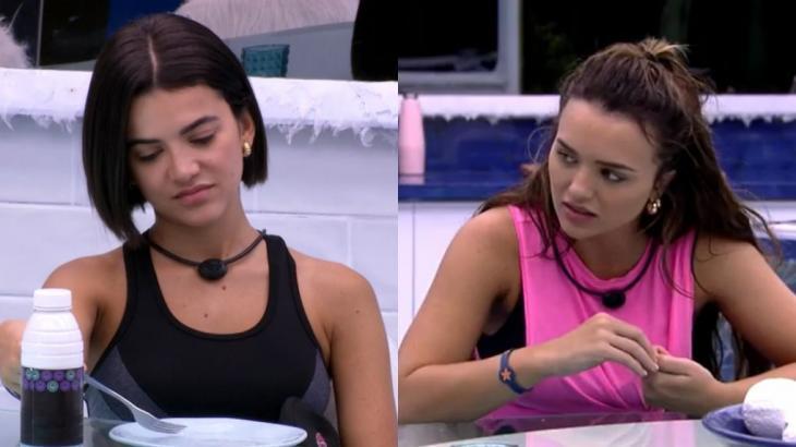 BBB20: Manu e Rafa veem mudança em Ivy e Marcela após saída de Daniel - BBB - NaTelinha