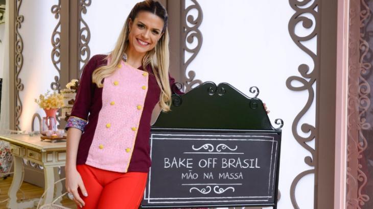 Beca Milano é uma das juradas do Bake Off Brasil - Divulgação/Zé Paulo Cardeal