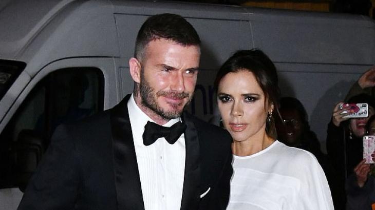 David e Victoria Beckham: empresa de moda não decola