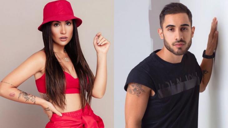 Bianca Andrade e Diogo Melim já não são namorados