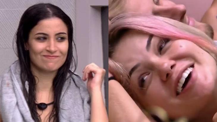 Bianca Andrade foi a quinta participante eliminada do BBB20 e Marcela ironizou a situação