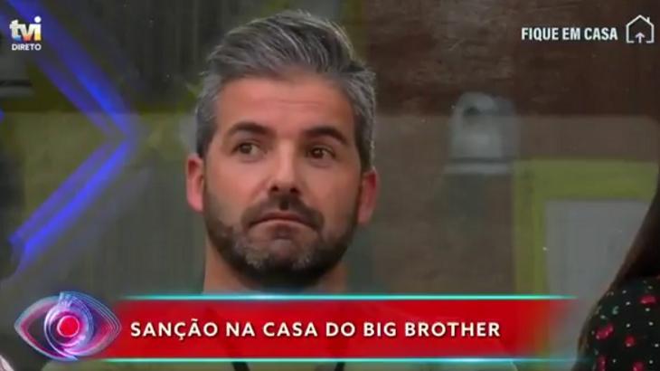 Participante do Big Brother Portugal foi expulso