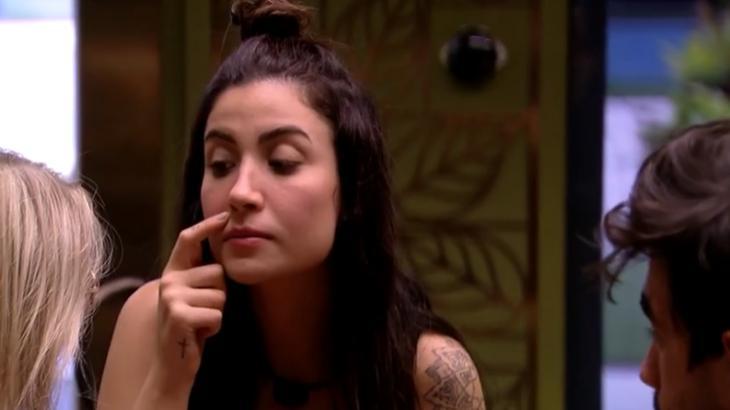 Bianca Andrade, a Boca Rosa, falou sobre procedimentos estéticos - Globo