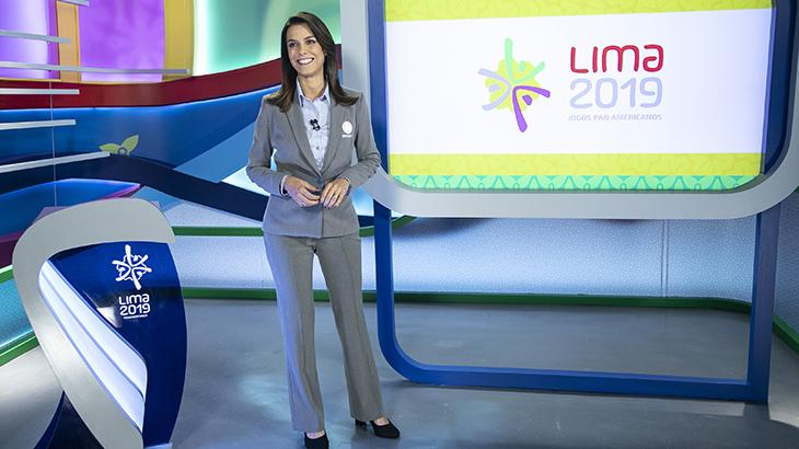 Claudia Reis e Janice de Castro vão se revezar na apresentação do boletim do Pan - Fotos: Edu Moraes/Record