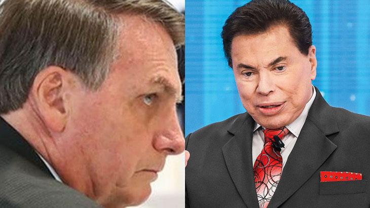 Programa Silvio Santos deste domingo (24) será intercalado por trechos da reunião ministerial de Jair Bolsonaro