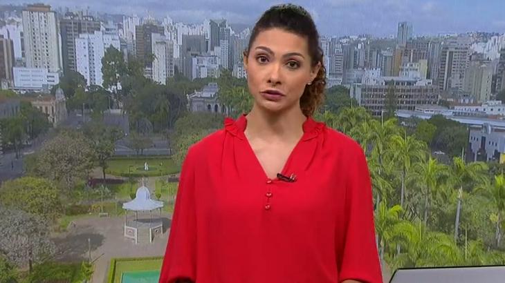 Apresentadora quebra protocolo e desabafa no Bom Dia Brasil:
