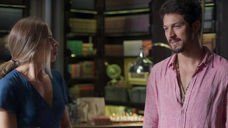 Bom Sucesso: Após cena de amor, Marcos abandona Paloma ao descobrir paixão de Alberto