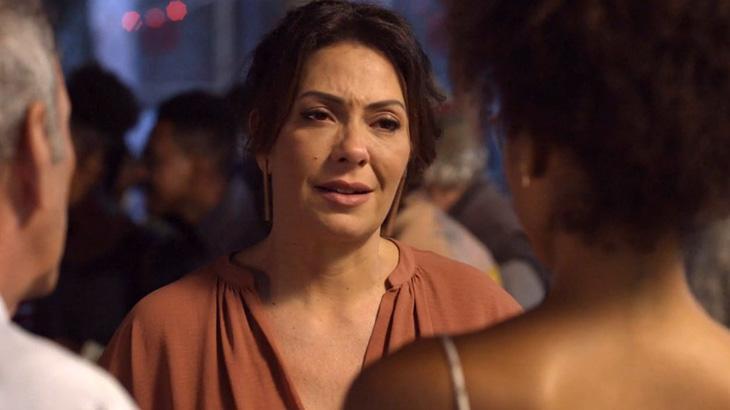 Nana vai atrás de Paloma em Bom Sucesso - Divulgação