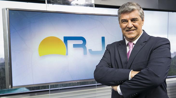 Flávio Fachel é um dos apresentadores que ficarão mais tempo no ar com o