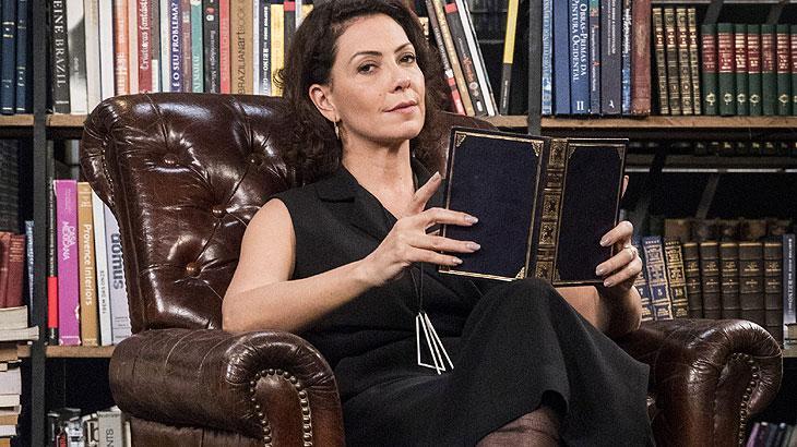 Nana descobrirá que a verdade sobre a morte de Felipe - Divulgação/TV Globo