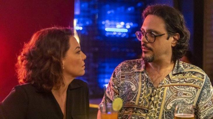 Os dois vão retomar as boas - Divulgação/TV Globo