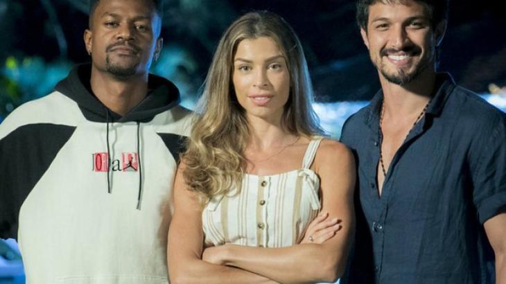 Paloma está dividida entre dois amores - Divulgação/TV Globo