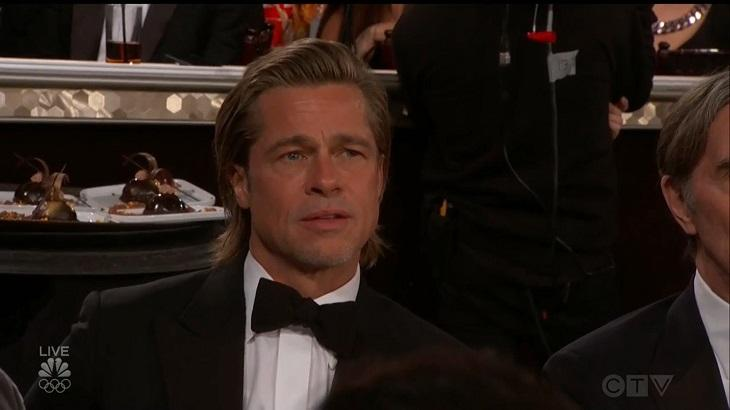 Brad Pitt é amigo de Tarantino - Foto: Reprodução