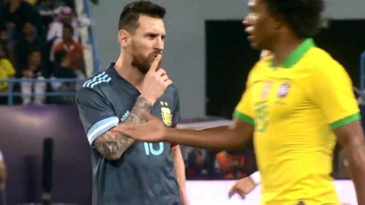 Derrota do Brasil para a Argentina é menos vista que final do Mundial Sub-17