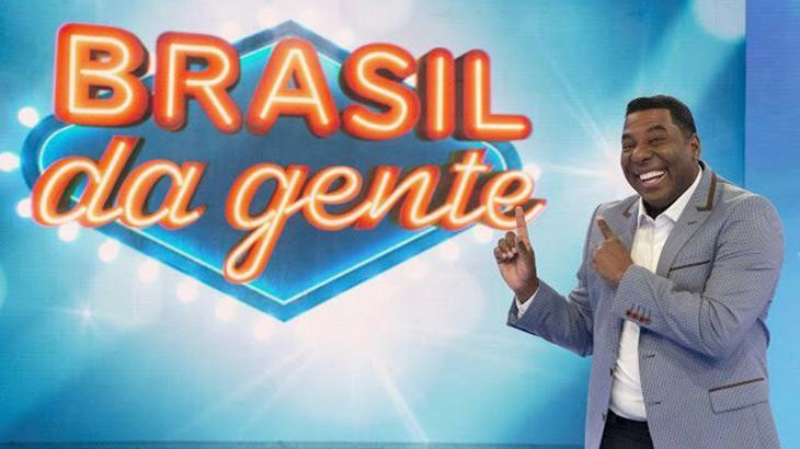Netinho de Paula voltou à TV em 2018 para apenas uma edição do