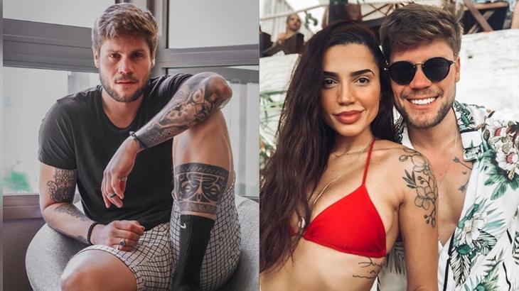 Breno Simões foi o 5º colocado no reality show BBB18 - Reprodução/Instagram