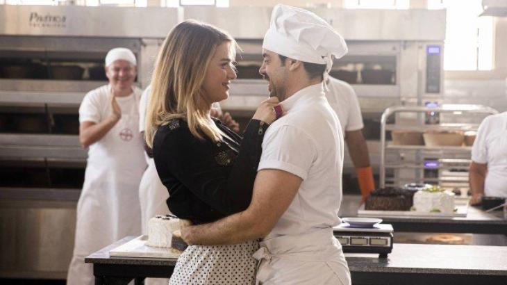 Britney e Abel em A Dona do Pedaço - Divulgação/TV Globo