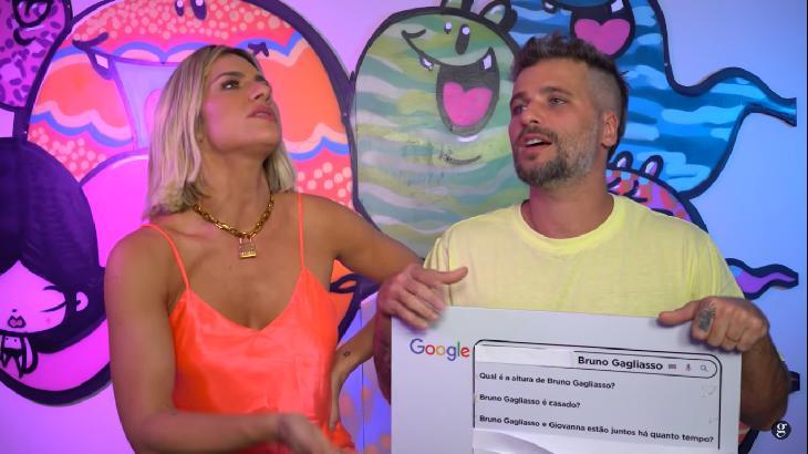 Bruno Gagliasso falou do seu primeiro casamento - Foto: Reprodução/Youtube