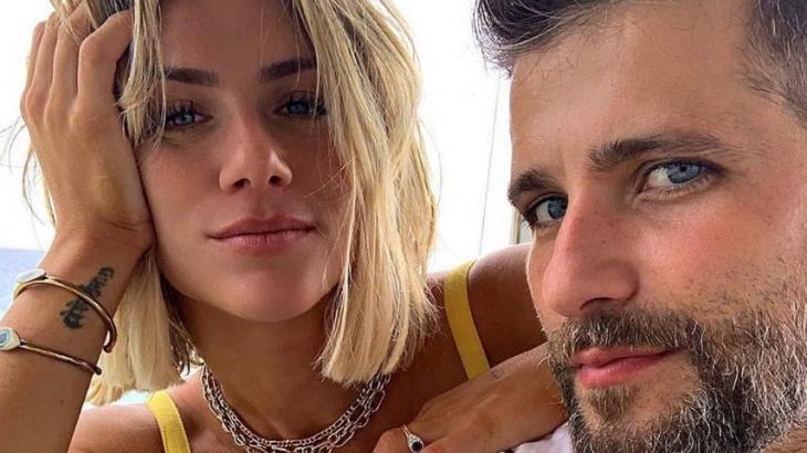 """Em foto, Bruno Gagliasso anuncia que esposa está """"grávida""""; saiba"""