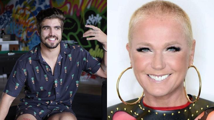 Caio Castro e Xuxa têm mansões inusitadas - Foto: Montagem