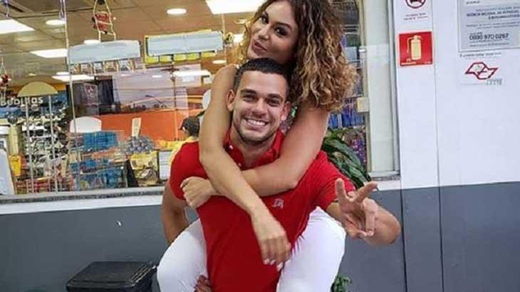 Fernanda Lacerda e Caique Aguiar terminam namoro