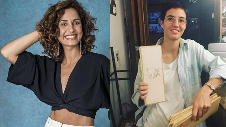 Após assumir namoro com artesã, Camila Pitanga faz publicação romântica