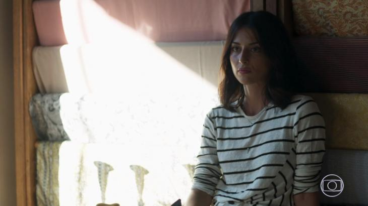 """""""Órfãos da Terra"""": Começa julgamento de Camila pela morte de Aziz"""