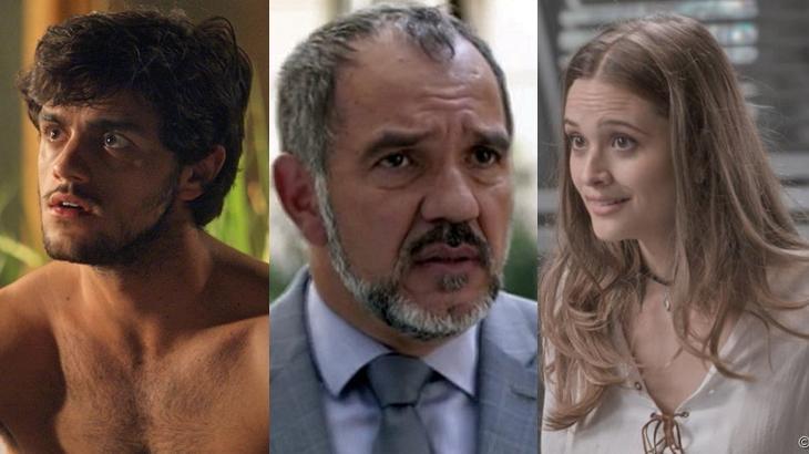 Confira as emoções do capítulo da novela Totalmente Demais - Foto: Globo/Montagem