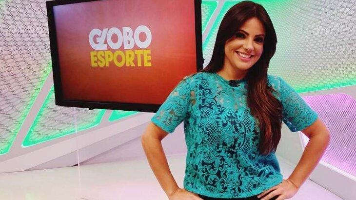 Ex-apresentadora do Globo Esporte revela ter sofrido assédio na emissora