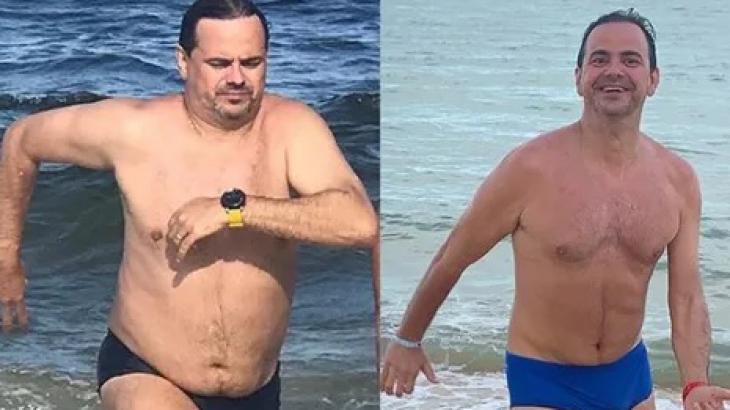 Carioca antes e depois