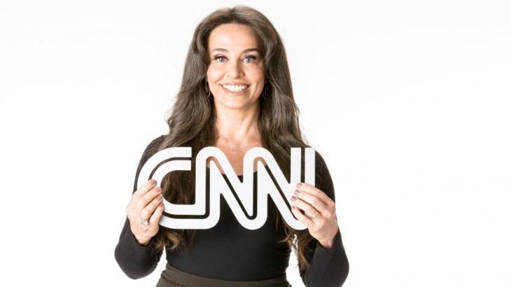 Carla Vilhena media O Grande Debate - Divulgação/CNN Brasil